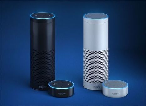 Les assistants Amazon Echo arrivent enfin en Europe ! | Geeks | Scoop.it