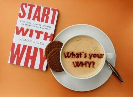 Start with Why: How Great Leaders Inspire Everyone to Take Action | Abduzeedo Design Inspiration & Tutorials | Why Start with Why? | Scoop.it