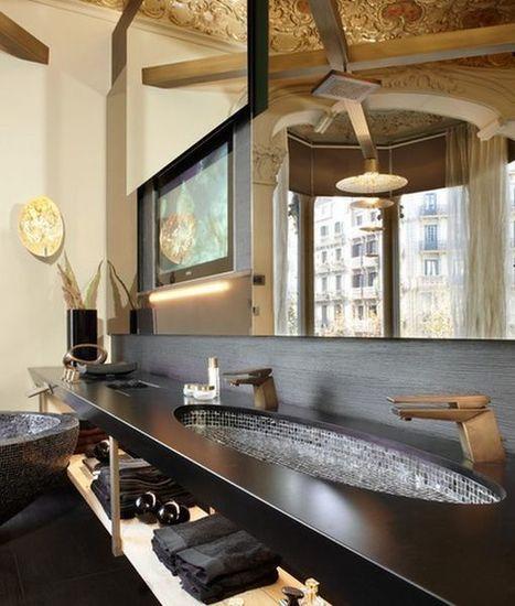 How to Choose Bathroom Plumbing Fixtures? | Designing Interiors | Scoop.it