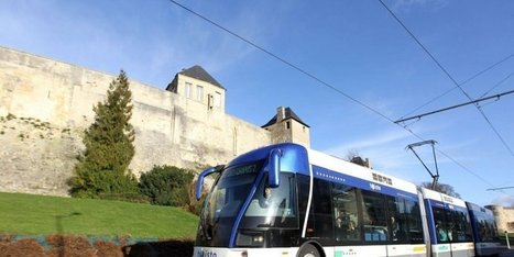 Un tram sur pneus desservirait l'Ouest | Urbanisme - Bordeaux Métropole | Scoop.it