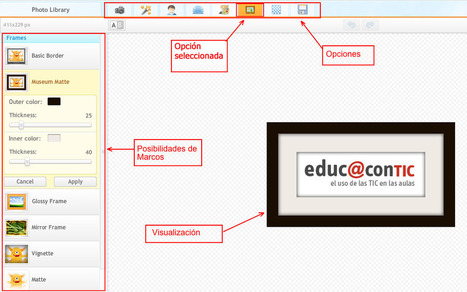 Edita fácilmente tus imágenes con Ipiccy | Nuevas tecnologías aplicadas a la educación | Educa con TIC | Educando con TIC | Scoop.it