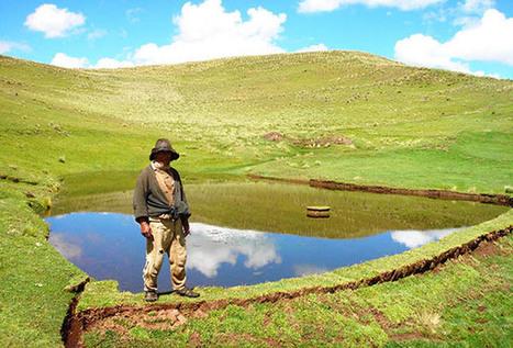 PPK presenta en la ONU el programa SIERRA AZUL, con el cual promoverá la siembra y la cosecha de agua | MAZAMORRA en morada | Scoop.it