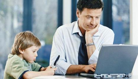Mieux concilier travail et famille: les entreprises conscientes des avantages (sondage) - L'Express L'Entreprise | Être bien au boulot | Scoop.it