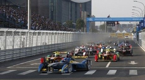 Season Two For Formula E Championship Confirmed - Motor Authority | All about batteries | Scoop.it