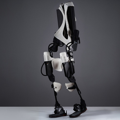 3D-printed exoskeleton helps paralysed users walk again | e-merging Knowledge | Scoop.it