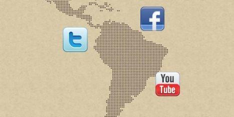 Así se usan las redes sociales en los países hispanohablantes [Infografía] | Web-On! Comunicación digital | Scoop.it