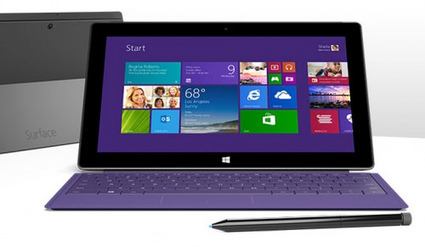 Microsoft : rebelote pour le correctif du firmware de la Surface Pro 2 | linformatique | Scoop.it