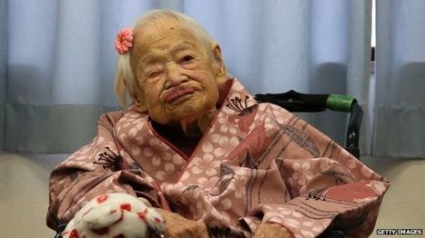 World's oldest person celebrates 117th birthday in Japan | Quirky (with a dash of genius)! | Scoop.it