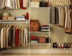 Install Wire Shelving | Get Organized in the New Year | Scoop.it