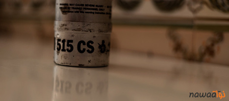 Ces gaz lacrymogènes qui nous empoisonnent : Les effets du CS sur la santé | Toxique, soyons vigilant ! | Scoop.it