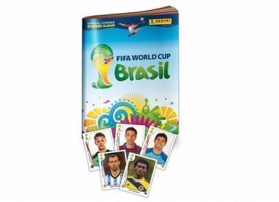 Brasil 2014: Conoce a los futbolistas que están en el álbum Panini pero no irán al Mundial   Soccer <3   Scoop.it