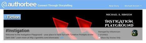AuthorBee encourage l'écriture collaborative sur les réseaux sociaux   L'édition en numérique   Scoop.it