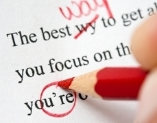 The definition of proofreading and copy editing | Michelle Salter - Copywriter and freelance writer in Fleet & Farnborough, Hampshire, UK | Writing a Thesis | Scoop.it
