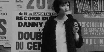 The careless chic of French New Wave fashion   Cinema Of Quality From Yesterday & Today   Scoop.it