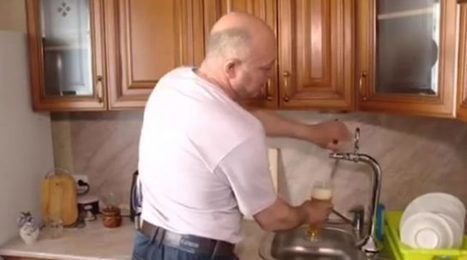 Russian drinks fan gets beer tap in kitchen | Quirky wine & spirit articles from VINGLISH | Scoop.it