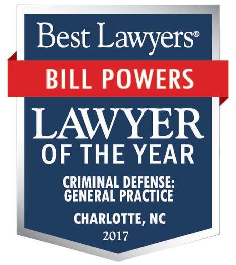 Powers named Charlotte Criminal Defense Lawyer of the Year by Best Lawyers | Criminal Defense Attorney North Carolina | Scoop.it