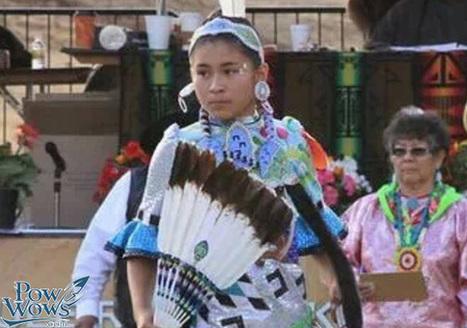 Mariposa Powwow Princess Grace Baga–A Teen Native Role Model!   Cherokee Native American Indian History News Jewelry   Scoop.it