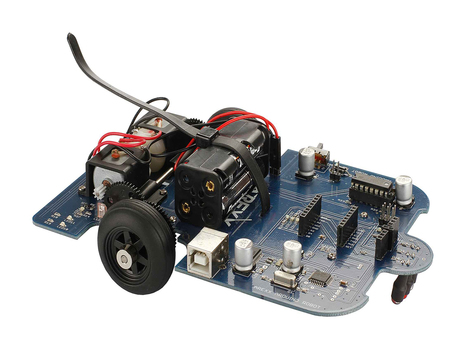 AAR - Arduino-Compatible Robot   Arduino progz   Scoop.it