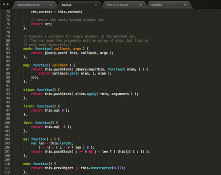 Review: 10 JavaScript editors and IDEs put to the test | JavaScript goodness | Scoop.it