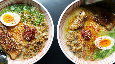 Slurp Worthy: The Top 10 Ramen Destinations in New York | Travel the world | Scoop.it