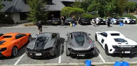 McLaren F1 car worth millions crashes near Queenstown | AmisCar world of cars online | Scoop.it
