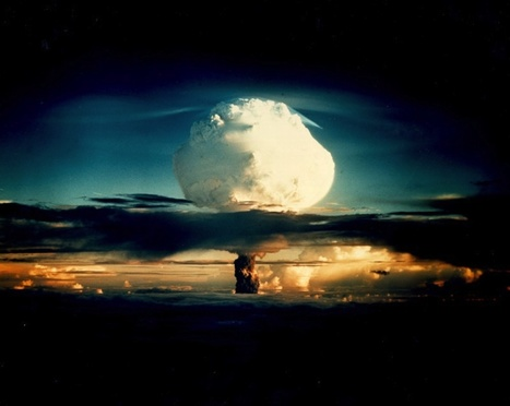 Nuclear Explosions - I am become Death | triggerpit.com | Photos | Scoop.it
