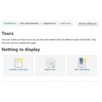 Moodle plugins directory: User Tours | tipsmoodle | Scoop.it