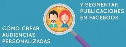 Cómo segmentar las publicaciones de tu página de Facebook | PABLO LOPEZ | Webolution | Scoop.it