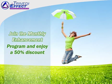Join the Monthly Enhancement Program and enjoy a 50% discount | Mahendra Trivedi | Scoop.it