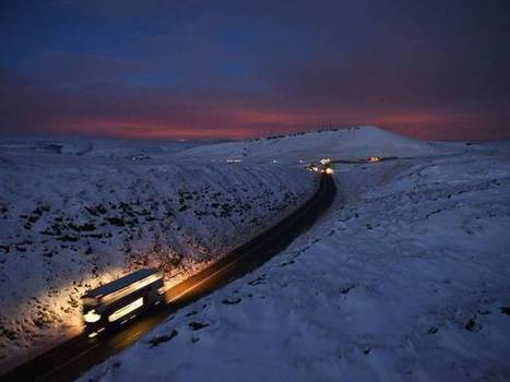 UK weather: 'Coldest night of the year' tonight as freezing temperatures ... - The Independent | English Learning House | Scoop.it