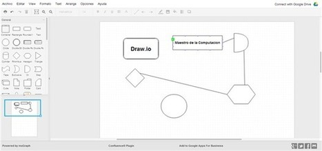 Draw.io, aplicación para elaborar diagramas online | Las TIC y la Educación | Scoop.it