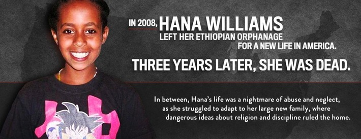 The Tragic Death of Ethiopian Adoptee Hana Williams, and How It Could Happen Again | Crimes Against Humanity | Scoop.it