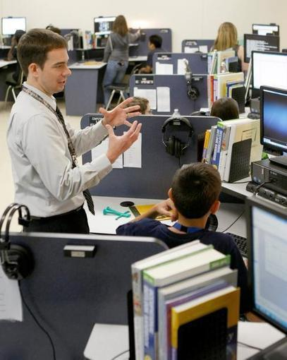 Reading, writing and ... coding? | Schools | News from Fort Worth, Dallas, Arlington, No... | Digital Literacies Hughes | Scoop.it