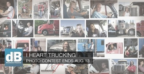 Enter the I HEART Trucking Photo Contest - Tips and Contest Details | Small Business Marketing Ideas | Scoop.it