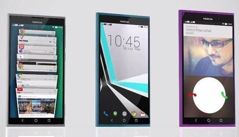 Nokia confirme son retour sur le marché des smartphones et sous ... - Phonandroid | news android from klynefr | Scoop.it