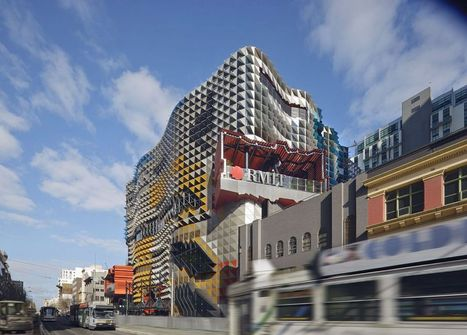 Robo-facades that mutate and move | Urban design tools | Scoop.it