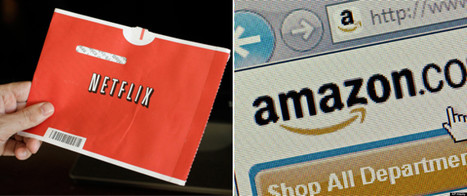 Netflix vs. Amazon Possibly The New Microsoft vs. Apple | Huff Post Tech | Content Marketing | Branded Entertainment | Scoop.it