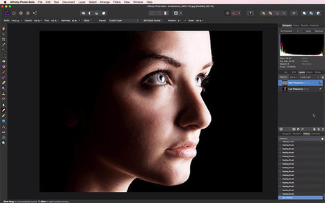 Affinity Photo is a New Pro Photoshop Alternative for Mac Users: Get It for Free | All about photography | Scoop.it