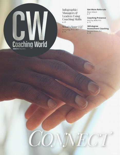 Coaching World Issue 18: May 2016 | All About Coaching | Scoop.it
