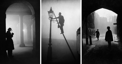 Vintage Photographs Of London Fog That Inspired Numerous Horror Stories | Lighting in history | Scoop.it