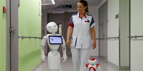 Royaume-Uni : les robots menacent 860.000 emplois dans le secteur public | Geeks | Scoop.it