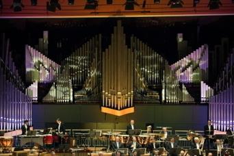 L'orgue de l'auditorium de Lyon en fête   Revue de presse - Auditorium ONL au 6 décembre 2013   Scoop.it