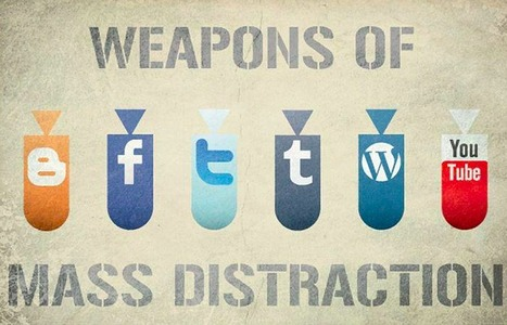 7 Ways To Be More Productive On Social Media | Public Relations & Social Media Insight | Scoop.it