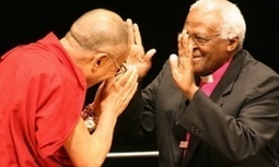 Dalai Lama and Desmond Tutu collaborate on Book of Joy   Religion & Spirituality   Scoop.it