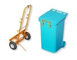 A Bin Trolley For Every Purpose | Bin Handling Trollies | Scoop.it