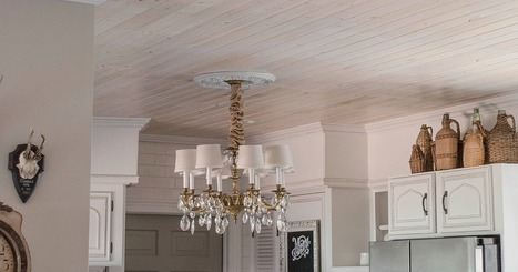 The Easy and Affordable Way to Cover a Popcorn Ceiling | Real Estate | Scoop.it