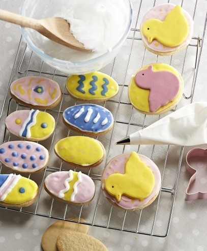 Easter biscuits | Food and recipes | Scoop.it