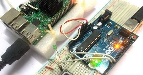 Interfacing Arduino with Raspberry Pi using Serial Communication | Raspberry Pi | Scoop.it