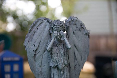 Don't Blink, Ken… Or The Weeping Barbie Will Get You | Strange days indeed... | Scoop.it