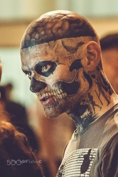 URAL TATTOO CONVENTION by Mikhail Shestakov | My Photo | Scoop.it